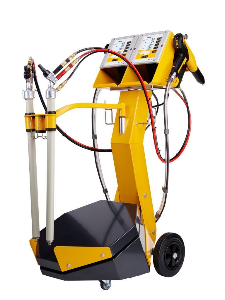 Nowość Gema OptiFlex®2 B – Dostawca urządzeń i akcesoriów do malowania CJ44